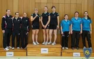 2015.05 Damen Vizemeister bayrische Pokalmeisterschaften