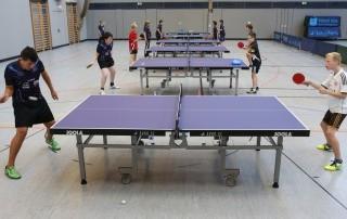 Tischtennis Jugendtraining 3