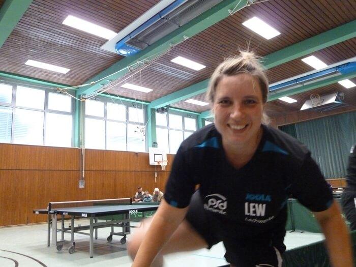 TT Damen Augsburg Tischtennis