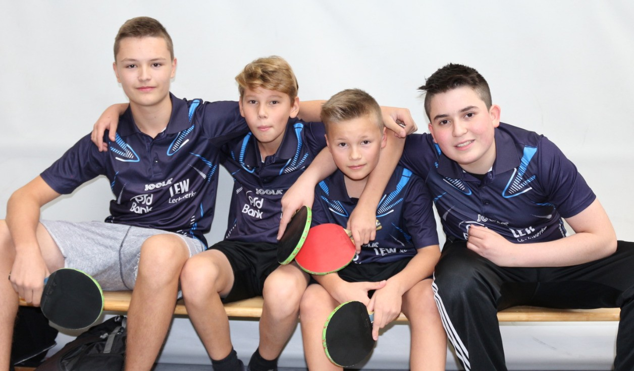 Tischtennis Jugend Augsburg, Post2 - Pfersee