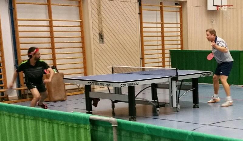 Tischtennis Herren 3 - Ried