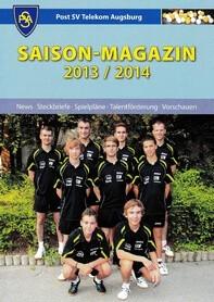 Saisonmagazin Tischtennis 2013-2014