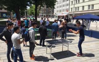 Augsburg spielt