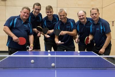 von Links:Josef Kerler, Tobias Wille, Sven Schuldt, Rainer Ruff, Günter Augustin, Ulf Kiesewetter.