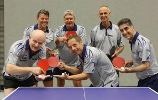 2. Mannschaft PostSV Augsburg Tischtennis