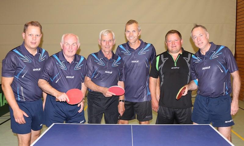 3 Herren 2015-16 PostSV Augsburg Tischtennis