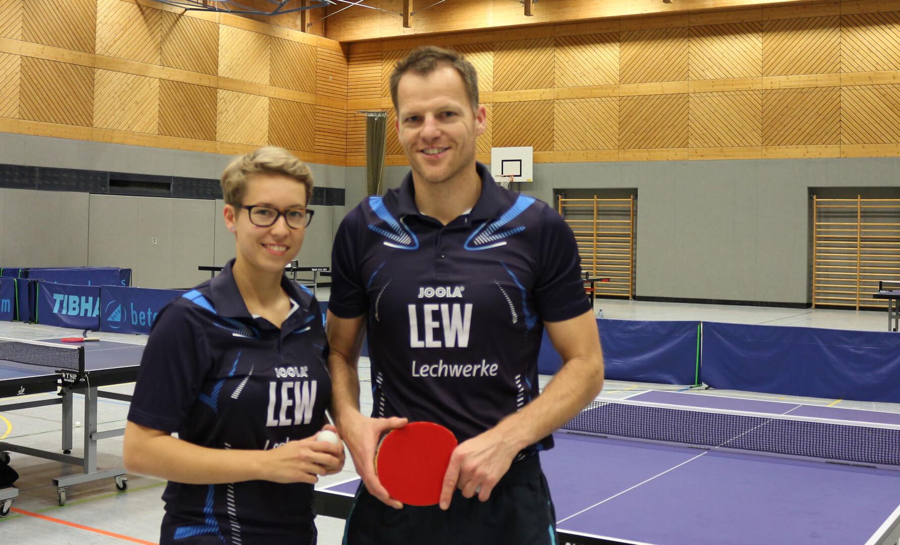 Jugendtrainer Nikola und Olli 10-2015