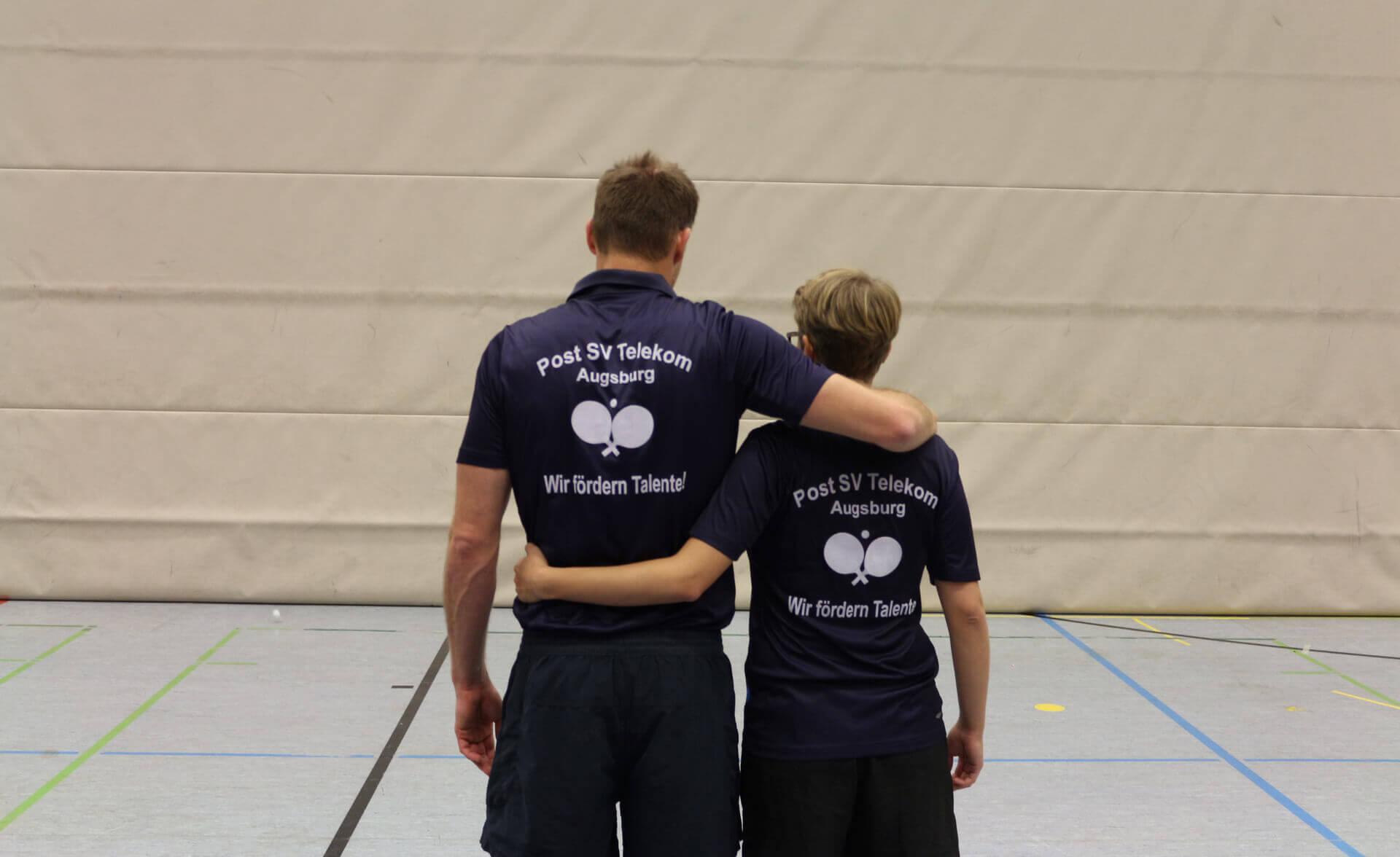 Jugendtrainer Olli und Nicola 2015