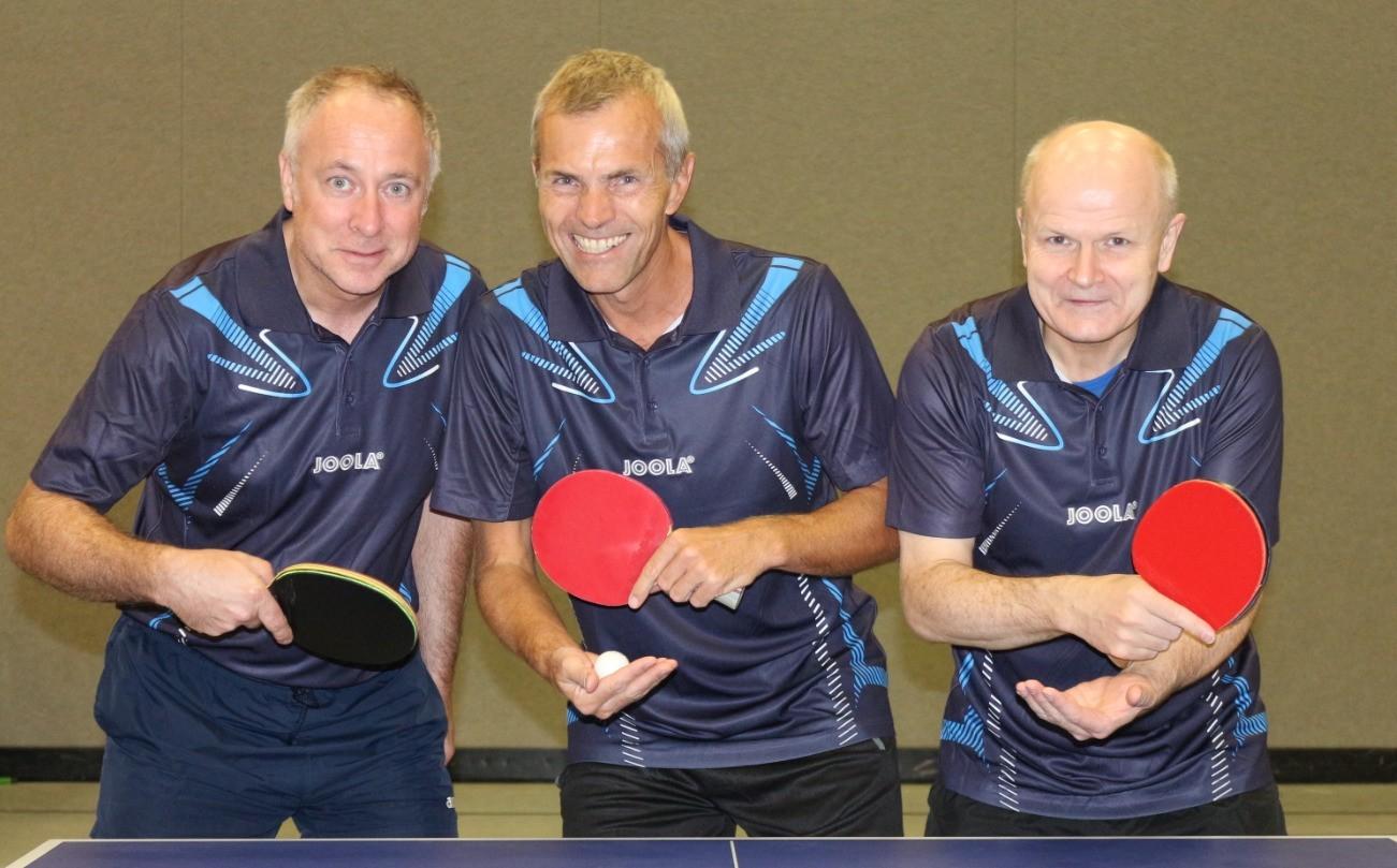 Pokalspiel Emmanuel, Rainer, Karl