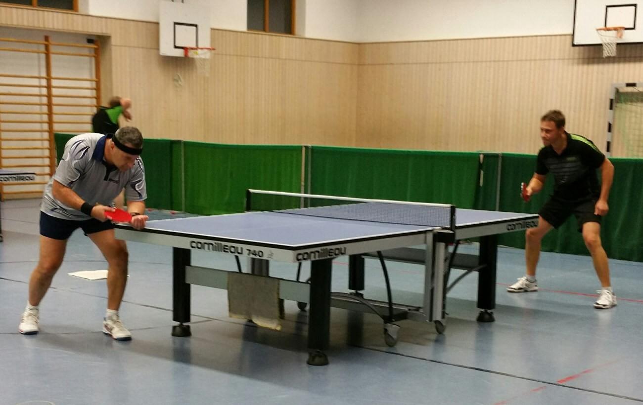 Tischtennis Herren3-Ried, Rasshofer-Schauer